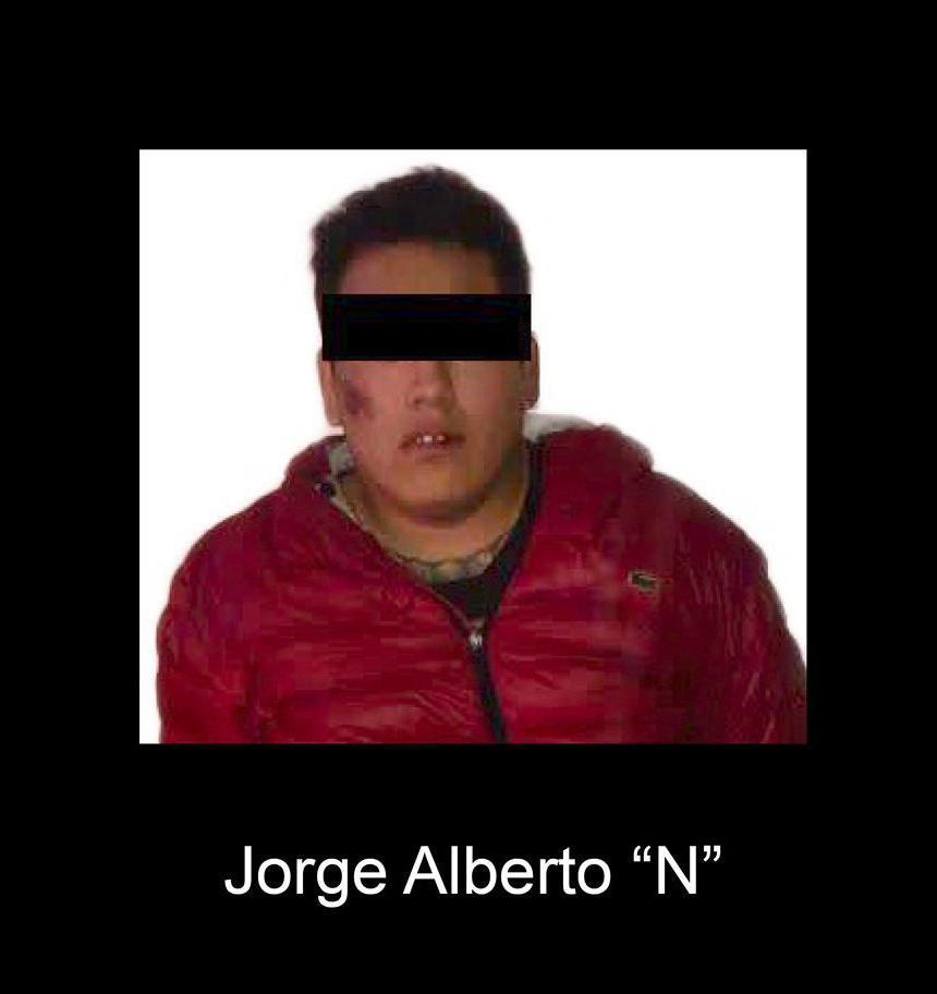 Detuvo SSP a un presunto asaltante de negocio, en Xalapa