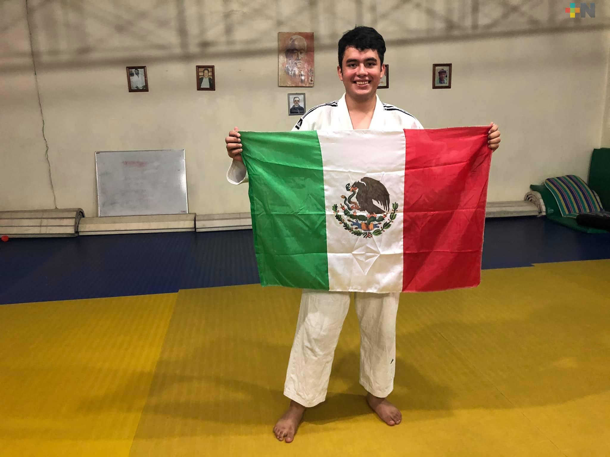 Judocas veracruzanos buscan clasificarse a los Juegos Panamericanos Junior