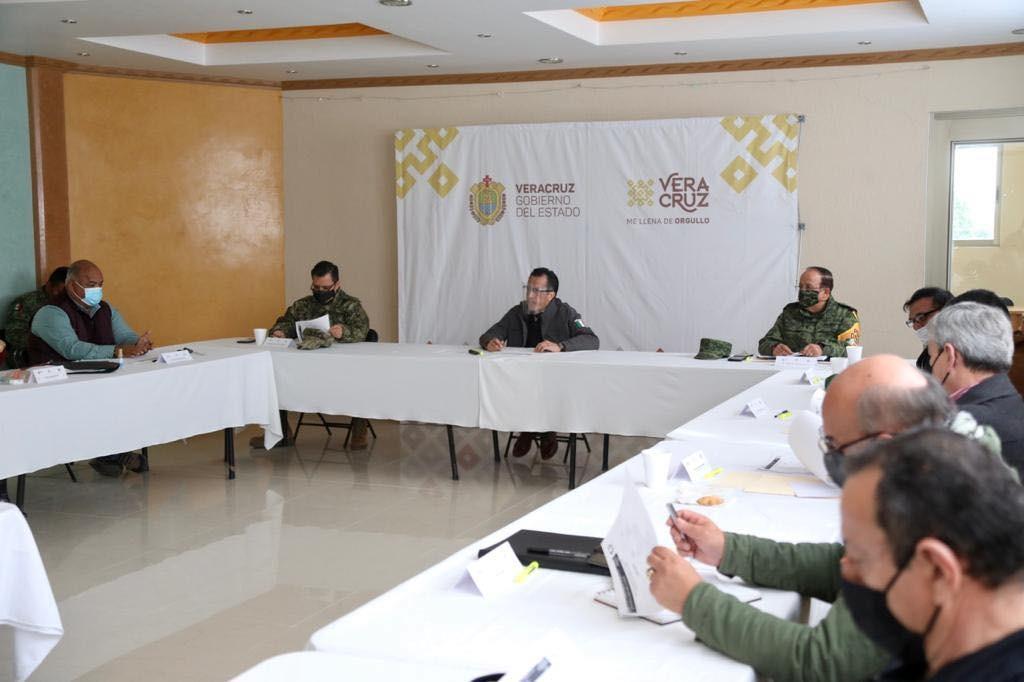 En Huaycocotla tuvo lugar la  Mesa para la Construcción de la Paz