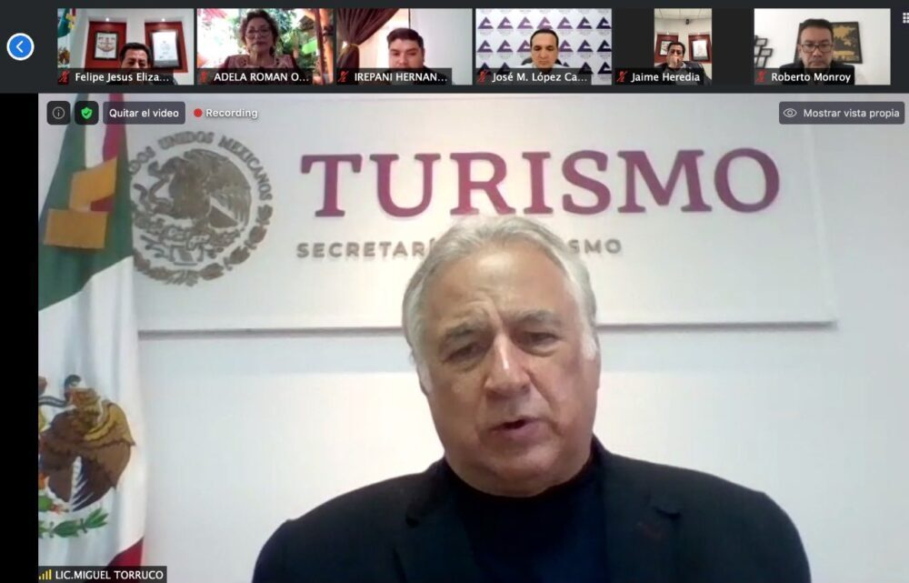 Toma protesta Miguel Torruco a la nueva Directiva del Consejo Internacional de Turismo de Salud y Wellness