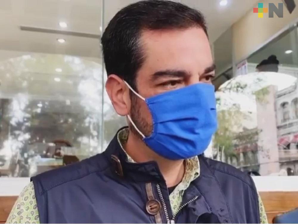 Regidor Juan Gabriel Fernández pide a ciudadanía prudencia y quedarse en casa