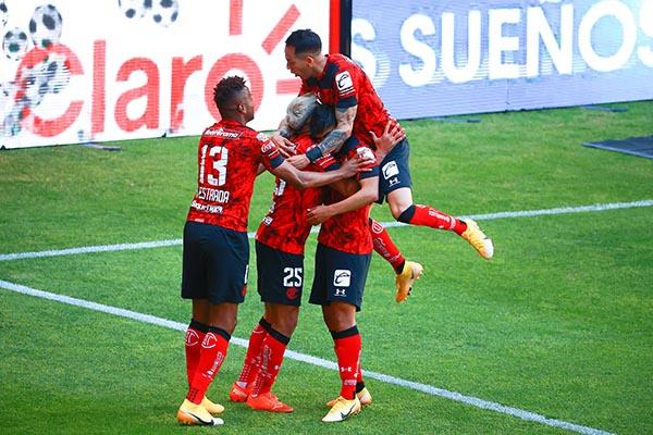 Toluca arrancó con 3 puntos el Torneo Guardianes 2021
