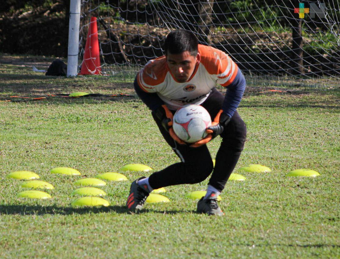 Atlético Veracruz intensifica preparación rumbo a la final de la LBM