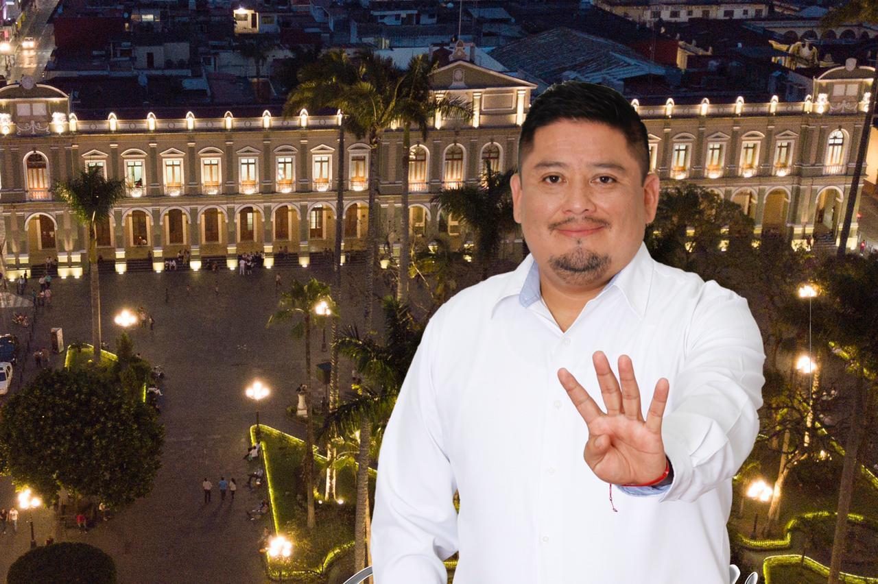 Se registró Ríos Uribe como aspirante a la alcaldía de Córdoba