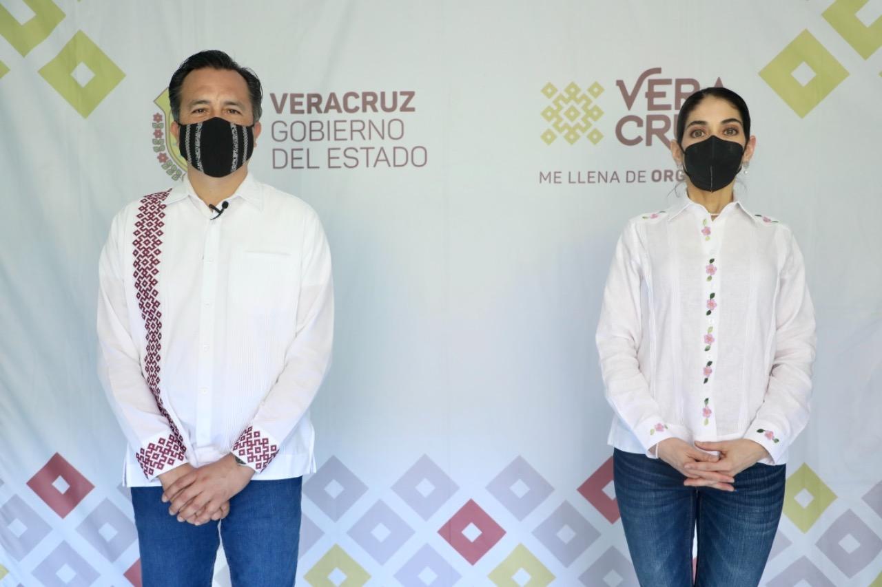 Gobernador y Fiscal anuncian sentencias por pederastia, secuestro y feminicidios, ejemplo de que en Veracruz no cabe la impunidad