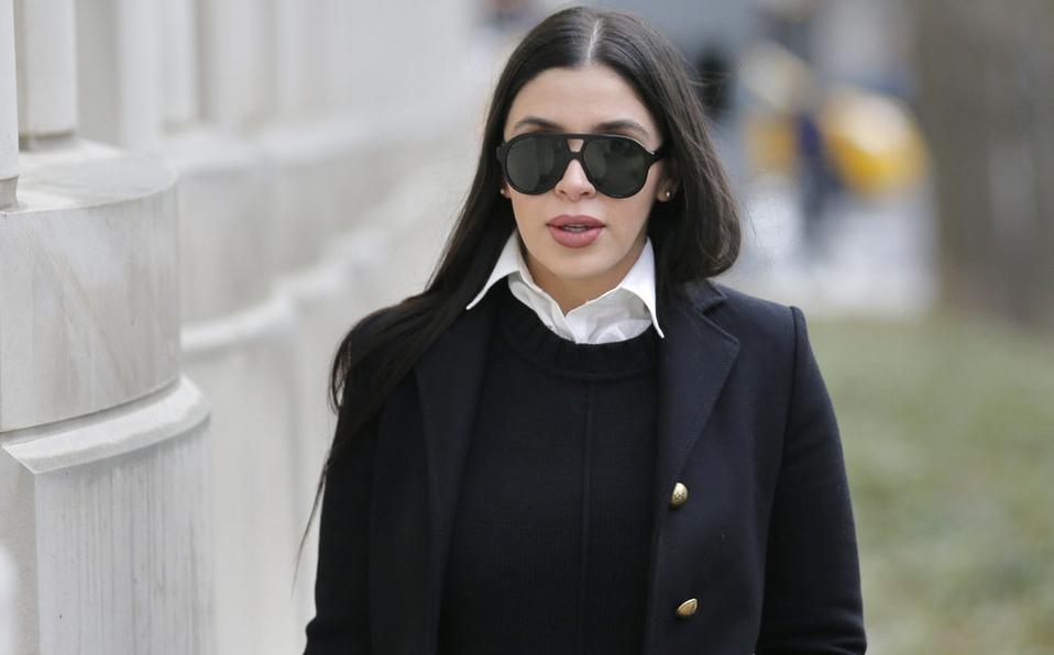Fue detenida en Estados Unidos, Emma Coronel, esposa de «El Chapo» Guzmán