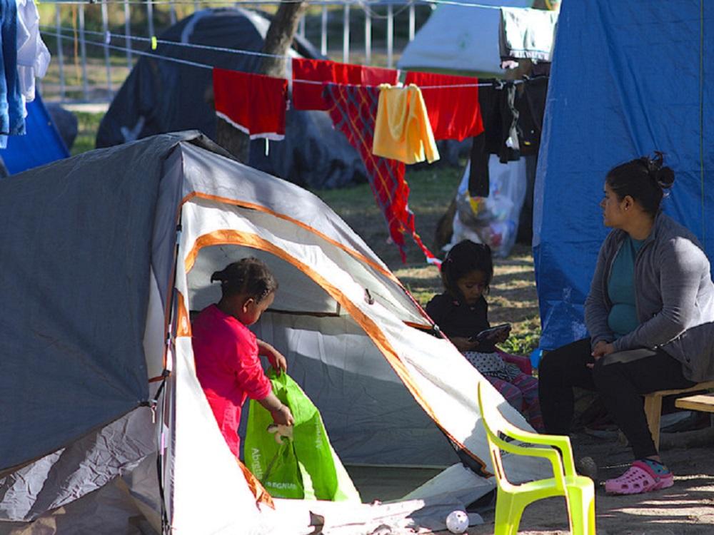Agencias de la ONU comienzan registro de solicitantes de asilo en frontera entre México y EUA
