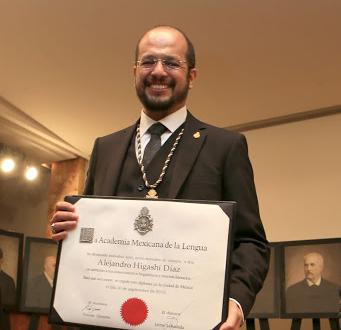 Invita IVEC a conversatorio con el filólogo Alejandro Higashi, de la Academia Mexicana de la Lengua