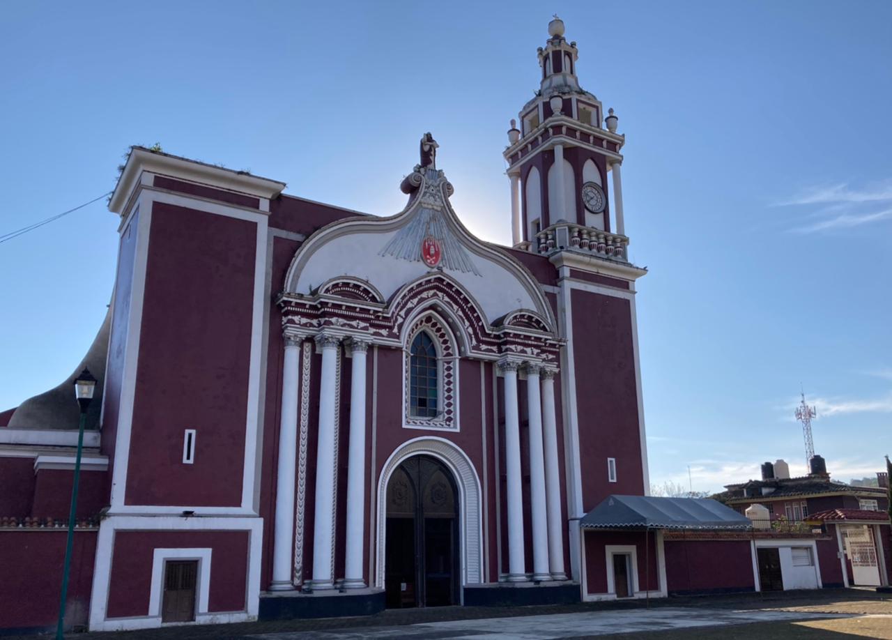 Atzalan y su parroquia