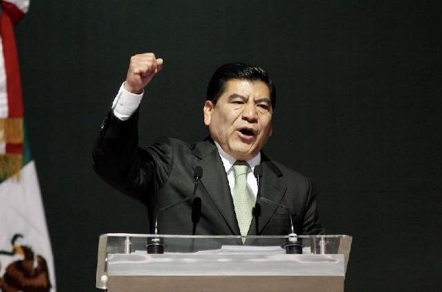 Fue detenido el ex gobernador de Puebla, Mario Marín, «el gober precioso»