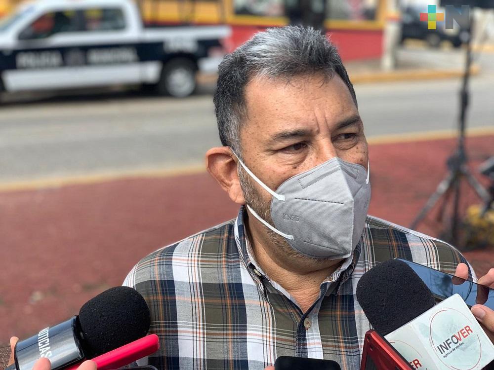 Diputado con licencia Amado Cruz, confirma ser positivo a COVID-19