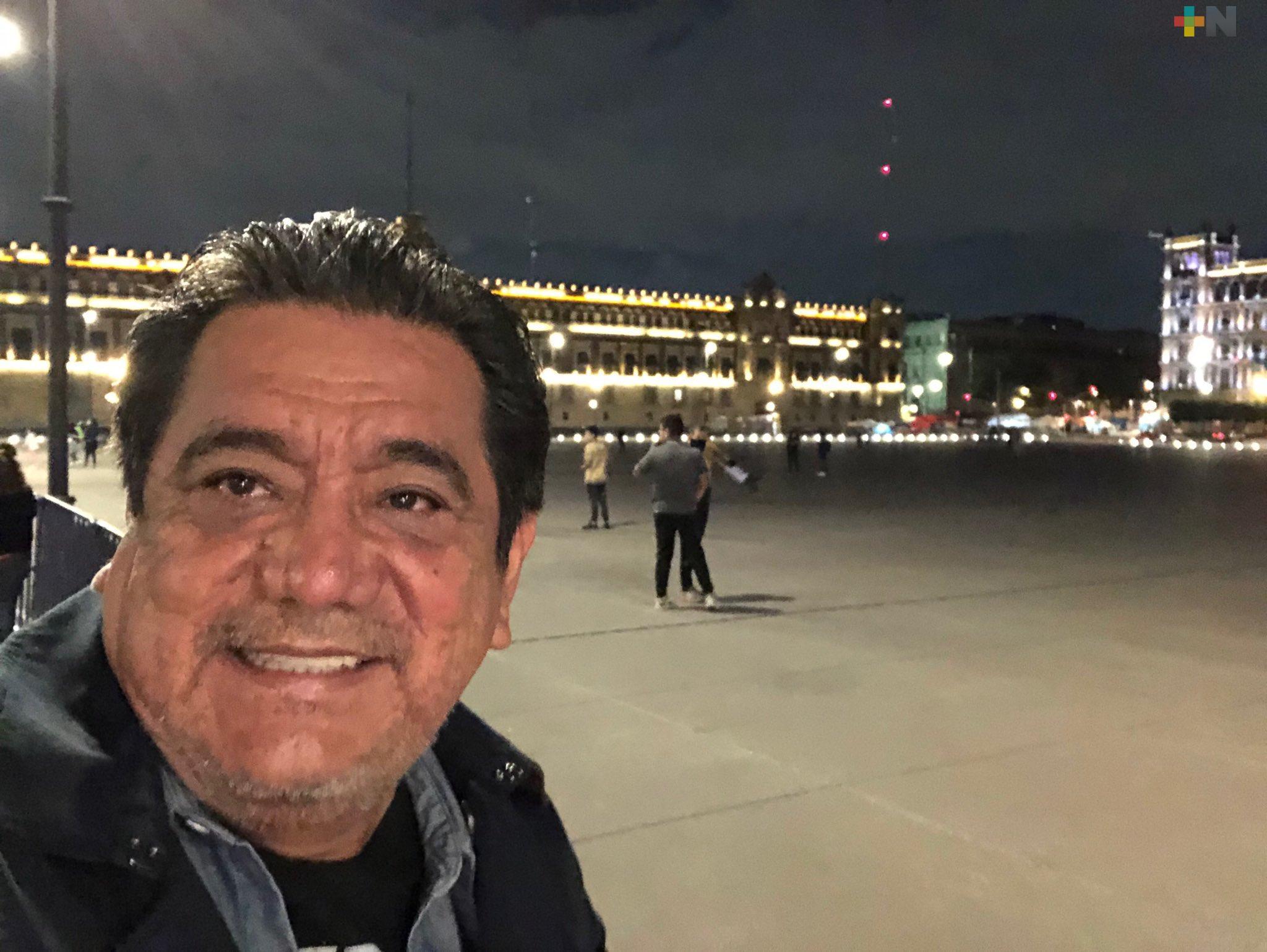 Morena retira candidatura a Félix Salgado Macedonio