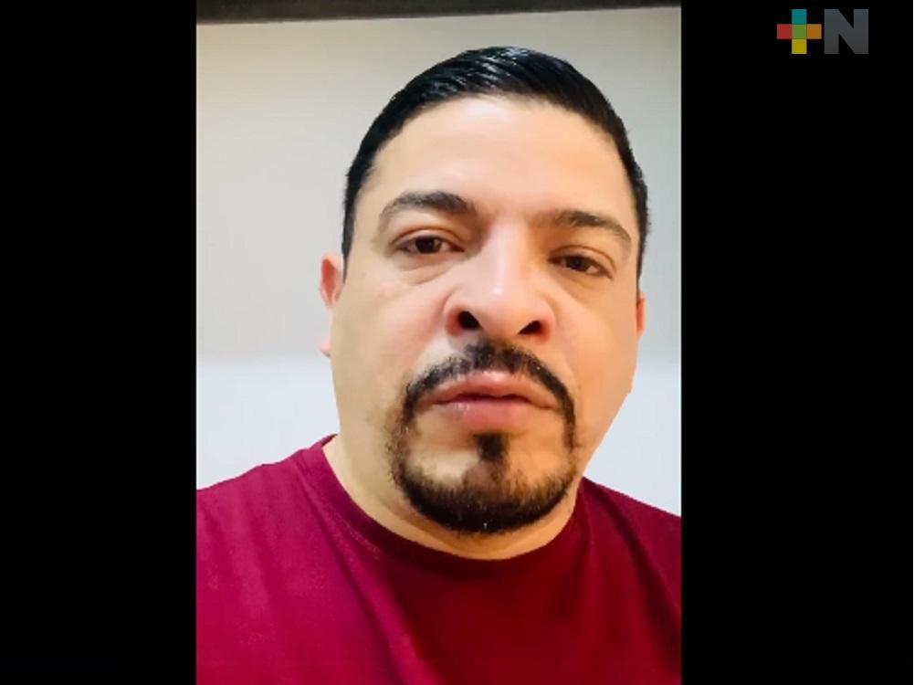 En Veracruz, Morena sin definir candidaturas para proceso electoral: Juan Javier Gómez