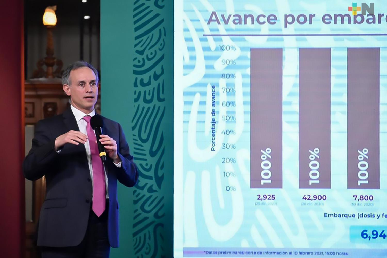 México suma 169 mil 760 muertes por COVID-19