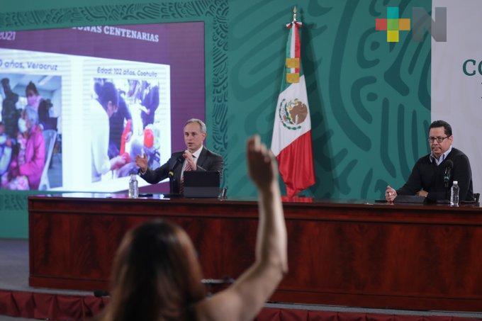 Aumenta a 177 mil 61 el número de muertes por COVID-19 en México