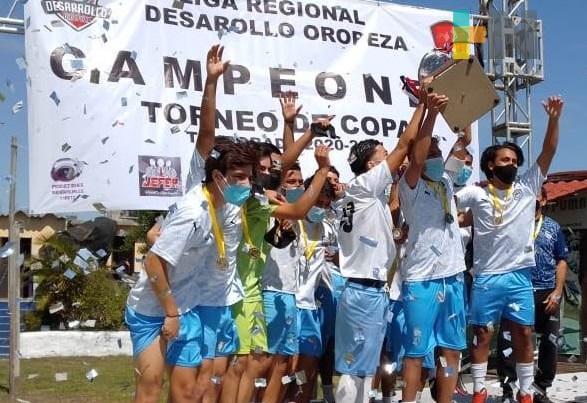Bulldogs Trigal conquistan la Copa Sub-19, en Liga de Desarrollo