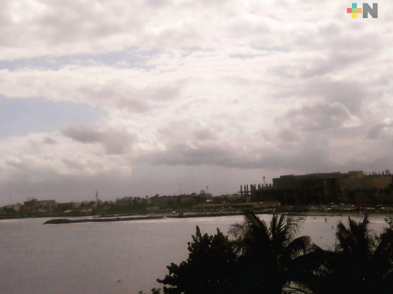 Por Frente Frío 37 habrá lluvias, norte y ambiente frío en Veracruz