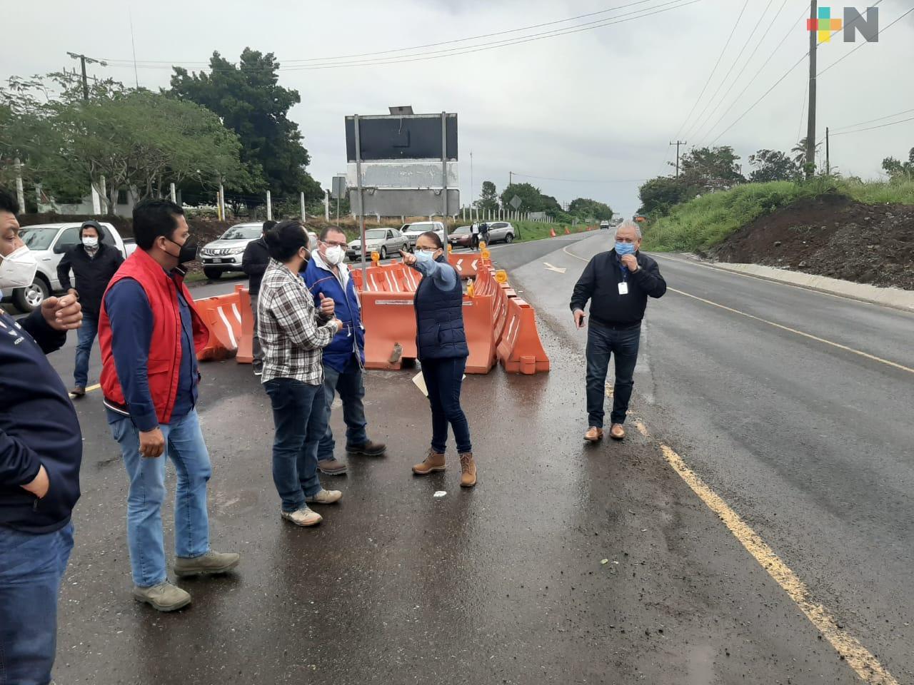 Reinician trabajos de la autopista Totomoxtle- Veracruz