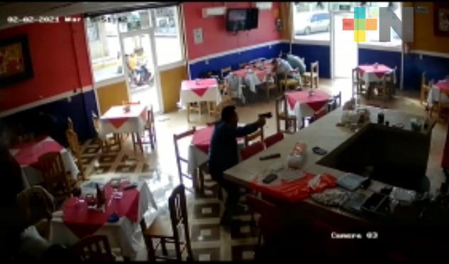 Policía estatal repele ataque contra Fiscal Distrital en Oluta
