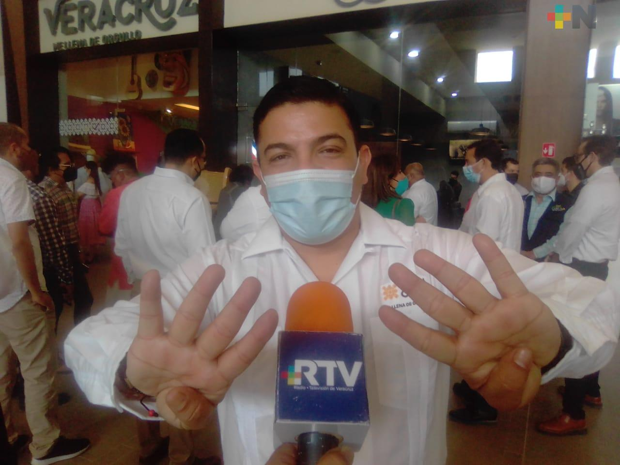 Congreso también impulsó apertura de la Tienda Veracruz