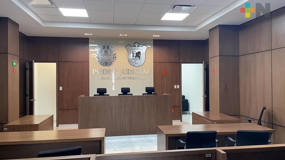 Listas las instalaciones de la Ciudad Judicial en Medellín