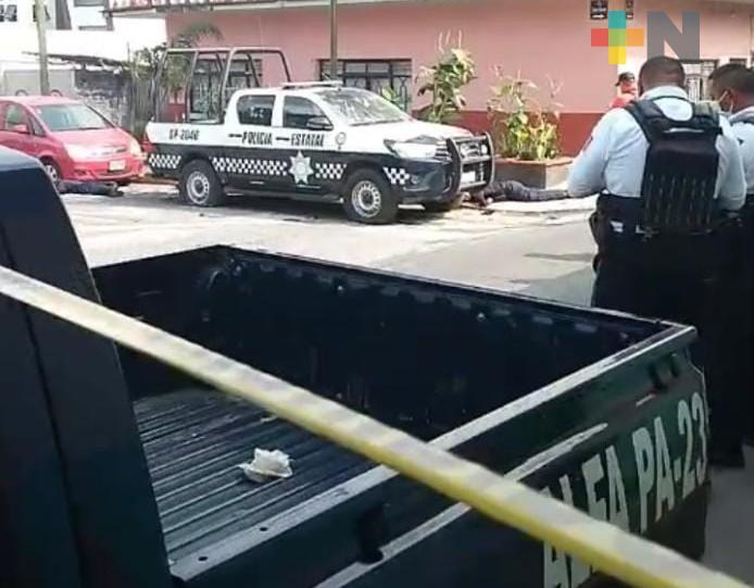 Muere un tercer policía por ataque en Orizaba