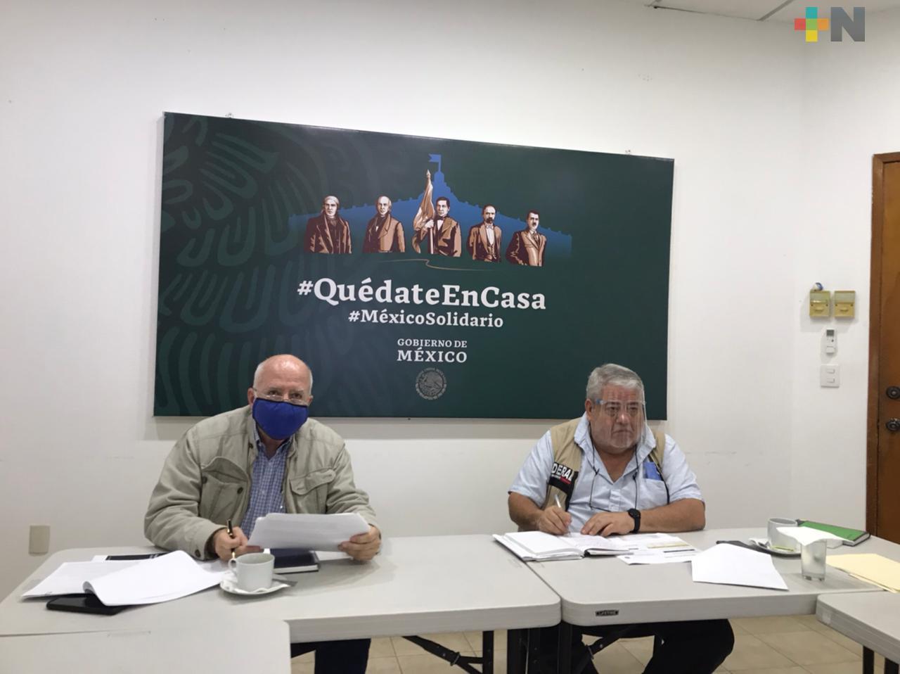 Inicia vacunación anti-COVID para adultos mayores en 22 municipios de Veracruz