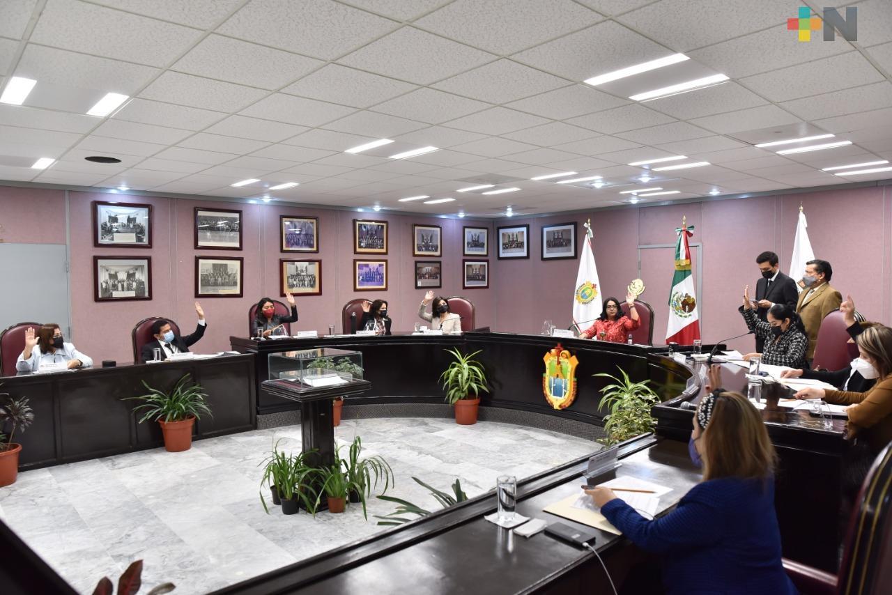 Avalan diputados licencias de presidentes municipales de Misantla y Tamiahua
