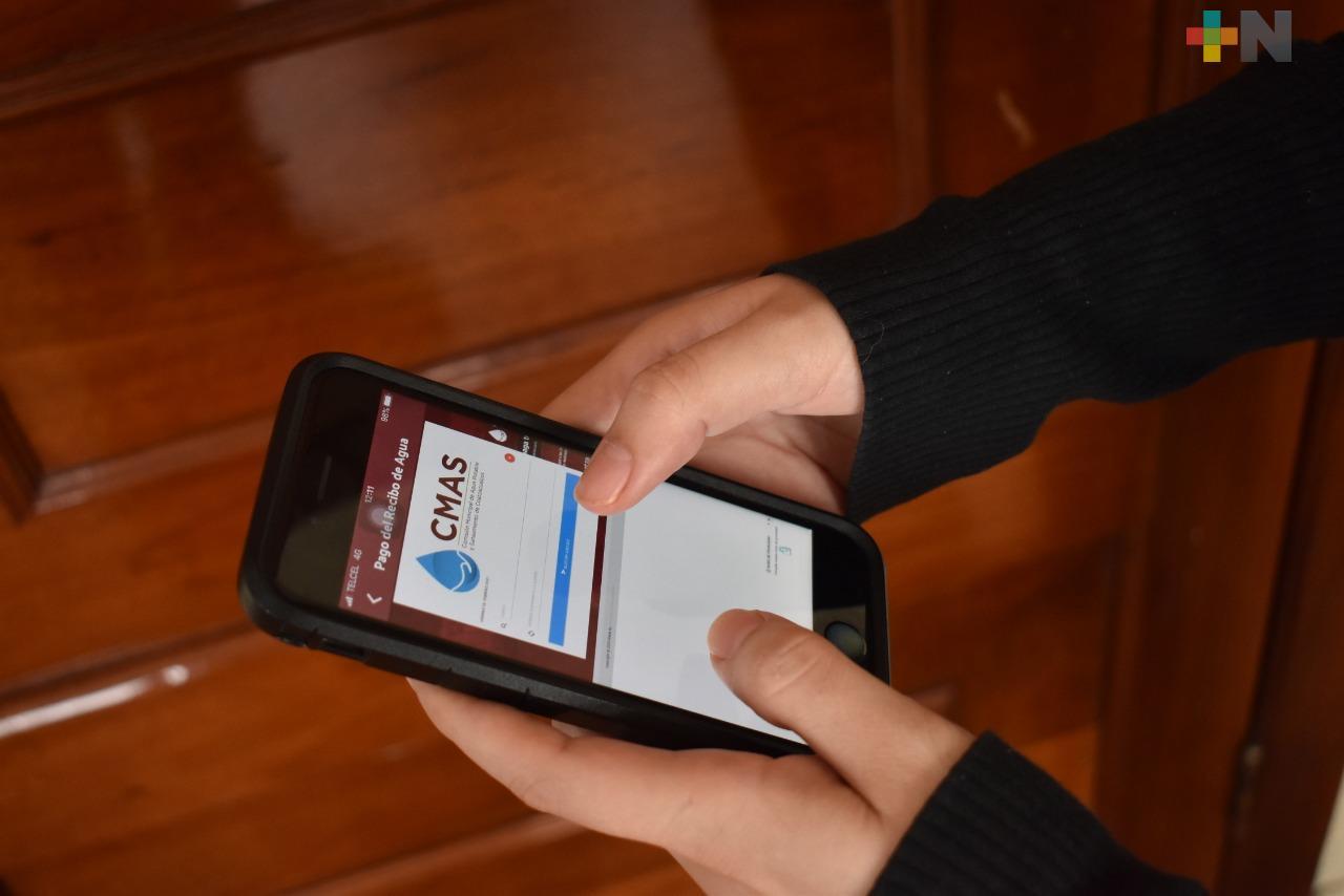 CMAS Coatzacoalcos digitaliza servicios