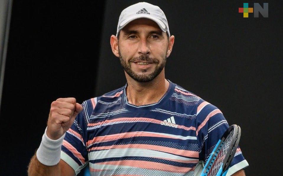 Santiago González listo para el Abierto de Australia 2021