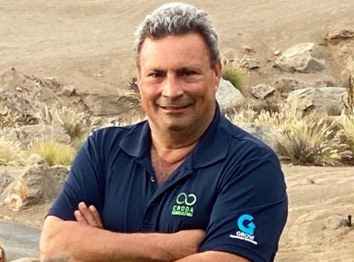 Jorge Croda asegura que el Golf salvó su vida