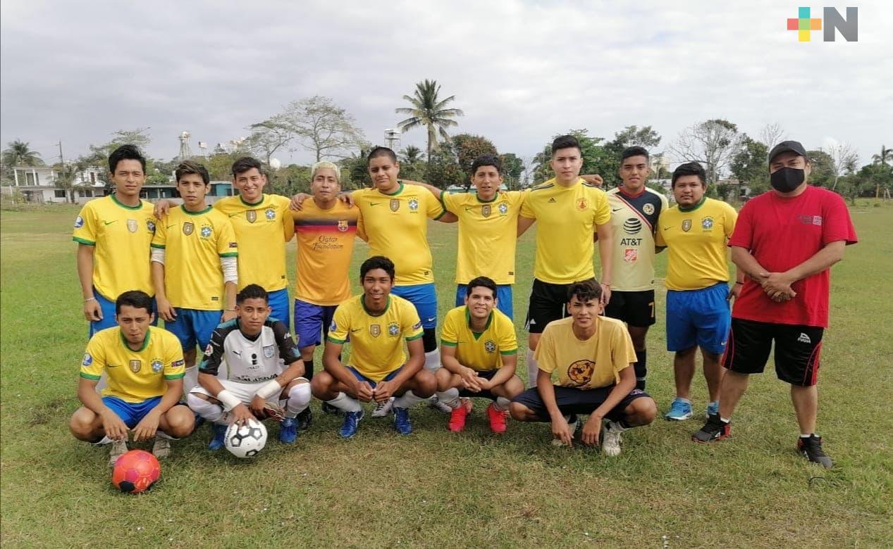Penúltima jornada de amistosos de la Liga Amateur de Futbol