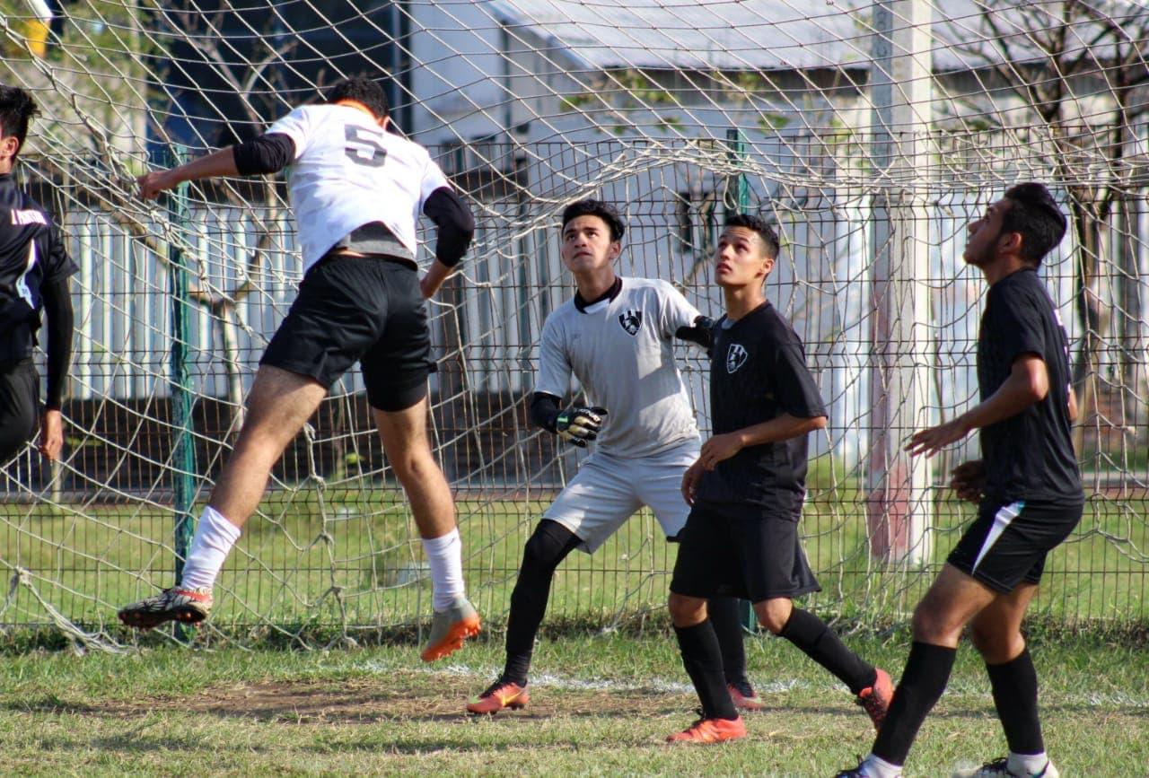 Iniciaron amistosos de la Liga Amateur de Futbol Veracruz