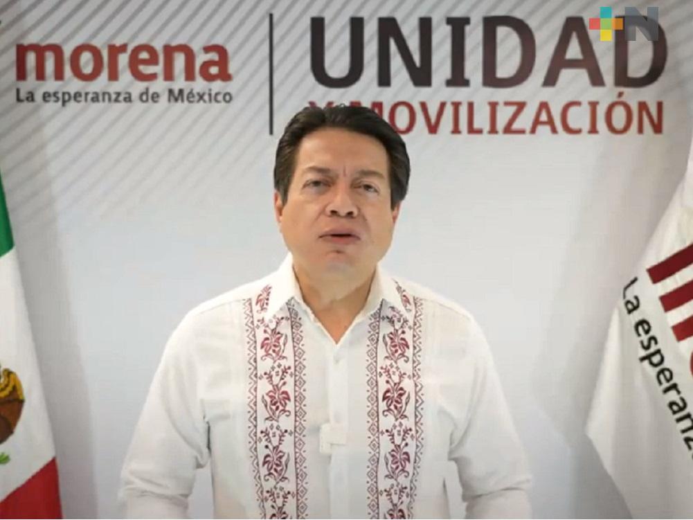 Con austeridad republicana se han mantenido finanzas sanas en México: Mario Delgado