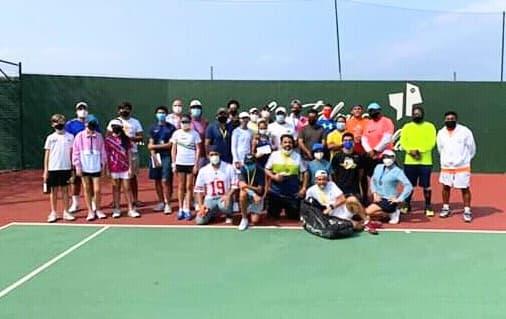 Exitoso Torneo de tenis de Las Palmas Racquet Club