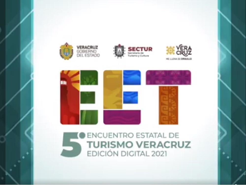 En próximos días realizarán Quinto Encuentro Estatal de Turismo Veracruz edición digital 2021