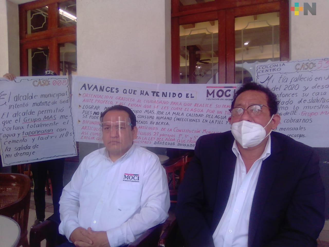 Marcharán en contra del Grupo MAS en la ciudad de Veracruz