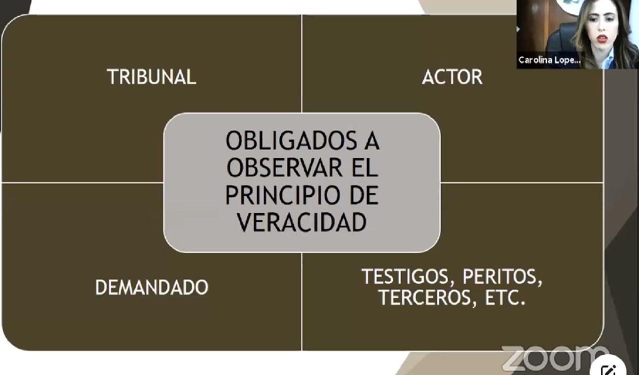 """Secretaría de Trabajo de Veracruz llevó a cabo módulo virtual """"El Derecho Procesal Laboral"""""""
