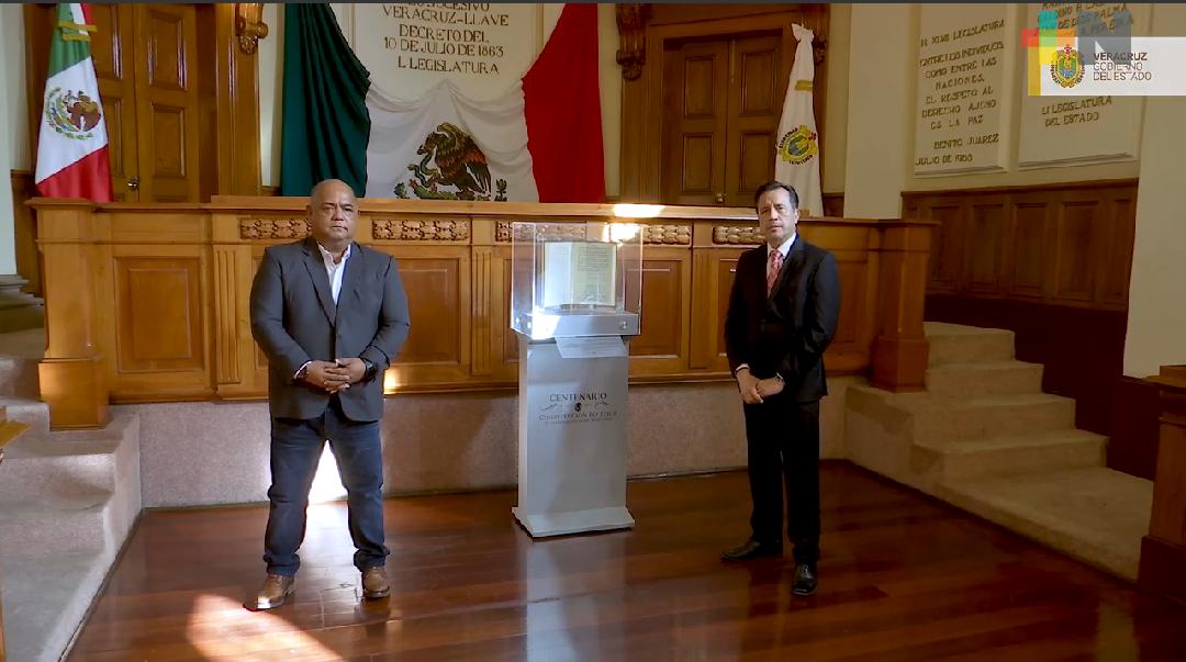 Veracruz se suma a la conmemoración de los 200 años del México Independiente