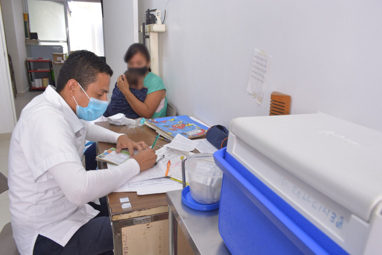Secretaría de Salud de Veracruz previene mortalidad infantil con estrategias de atención coordinadas