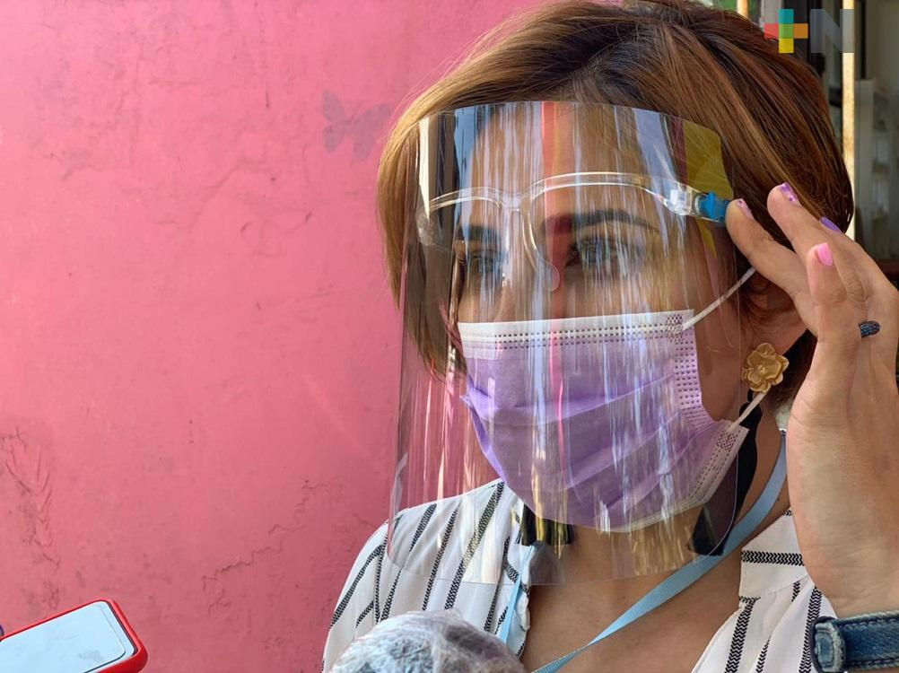 Cubrebocas y caretas, basura más frecuente en calles de Coatzacoalcos: Ecookans