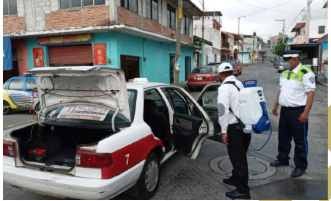 Tránsito y Seguridad Vial realizaron más de 400 mil acciones durante alerta preventiva