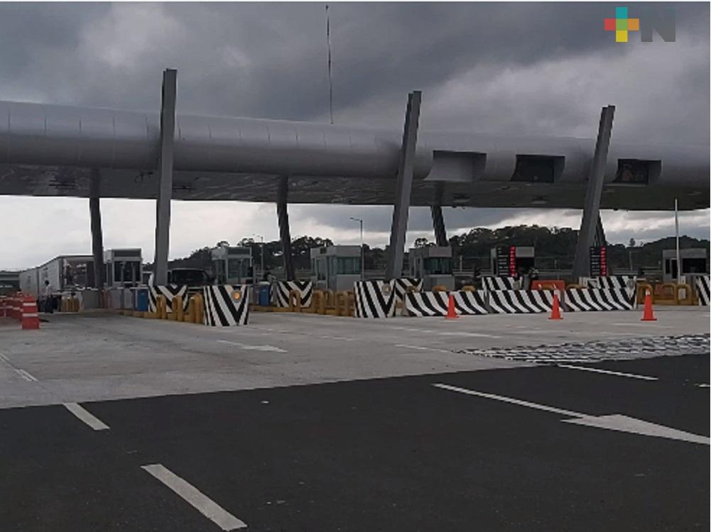 Transportistas de zona norte de Veracruz reprueban incremento al cobro de casetas de peaje