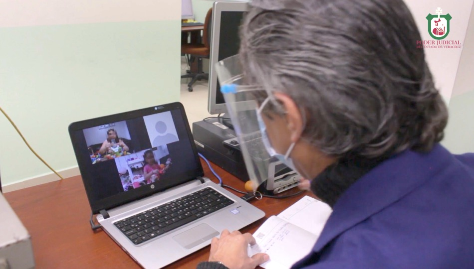 El Poder Judicial de Veracruz garantiza Derechos Humanos de niñas, niños y adolescentes