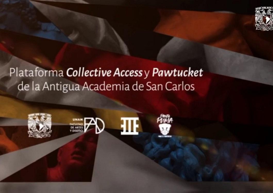 UNAM pone en línea miles de imágenes de su patrimonio artístico y visual