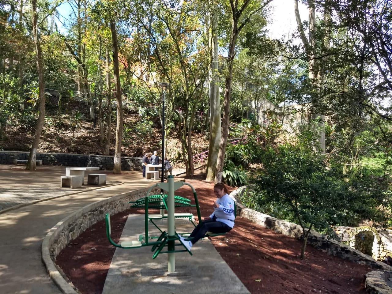 Inauguraron nuevo parque en Xalapa, El Naranjillo en la colonia Casablanca