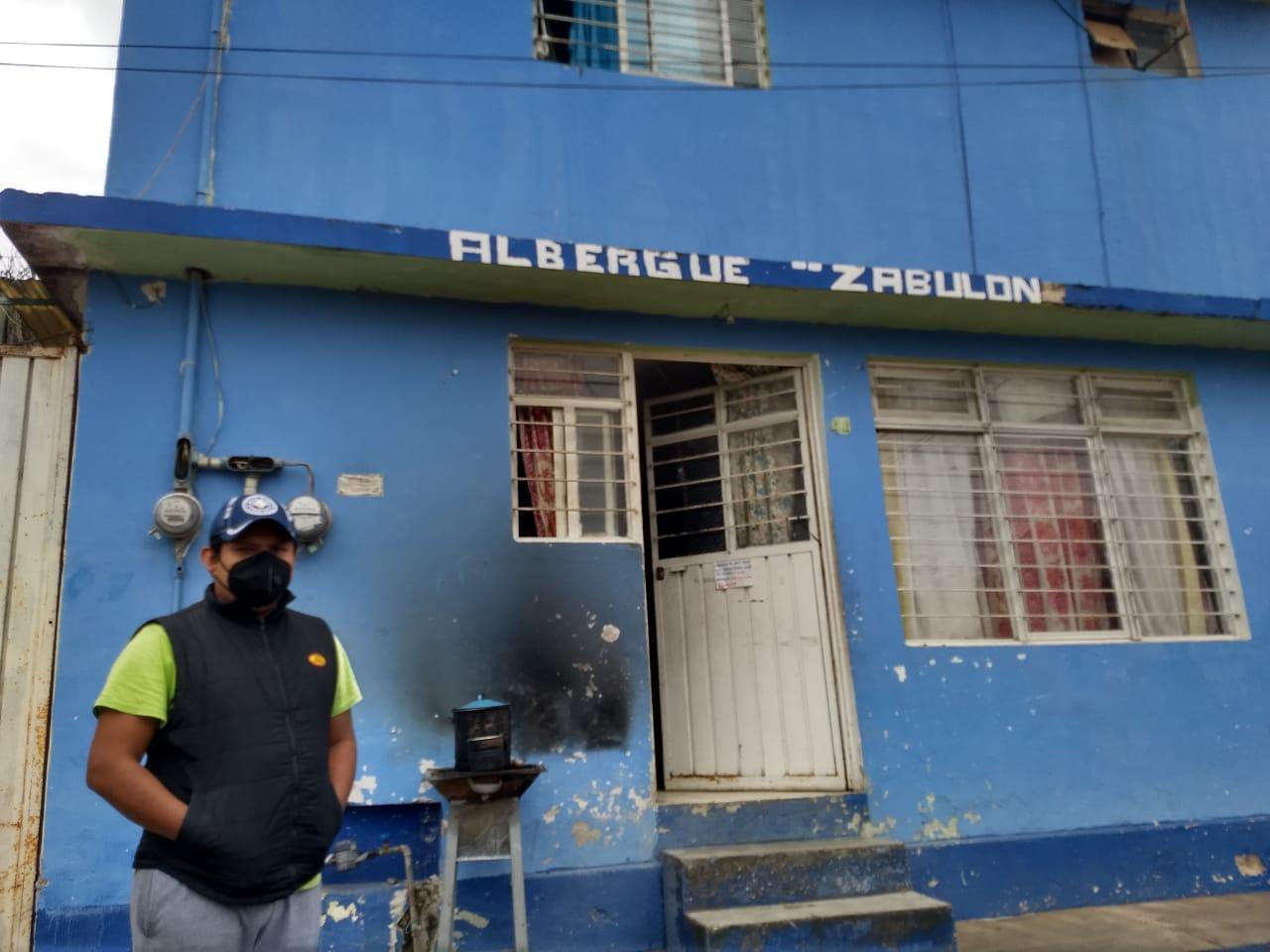 Albergue de Xalapa que da apoyo a familiares y pacientes con cáncer, pide ayuda a la ciudadanía