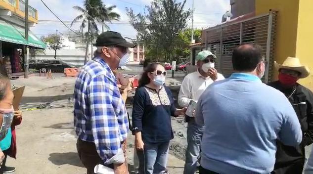 Vecinos del Floresta se oponen a obra del ayuntamiento; afirman que los perjudicará