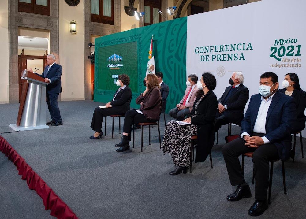 Presentaron avances de programas de Bienestar; adelantarán entrega de apoyos para cumplir con disposiciones electorales