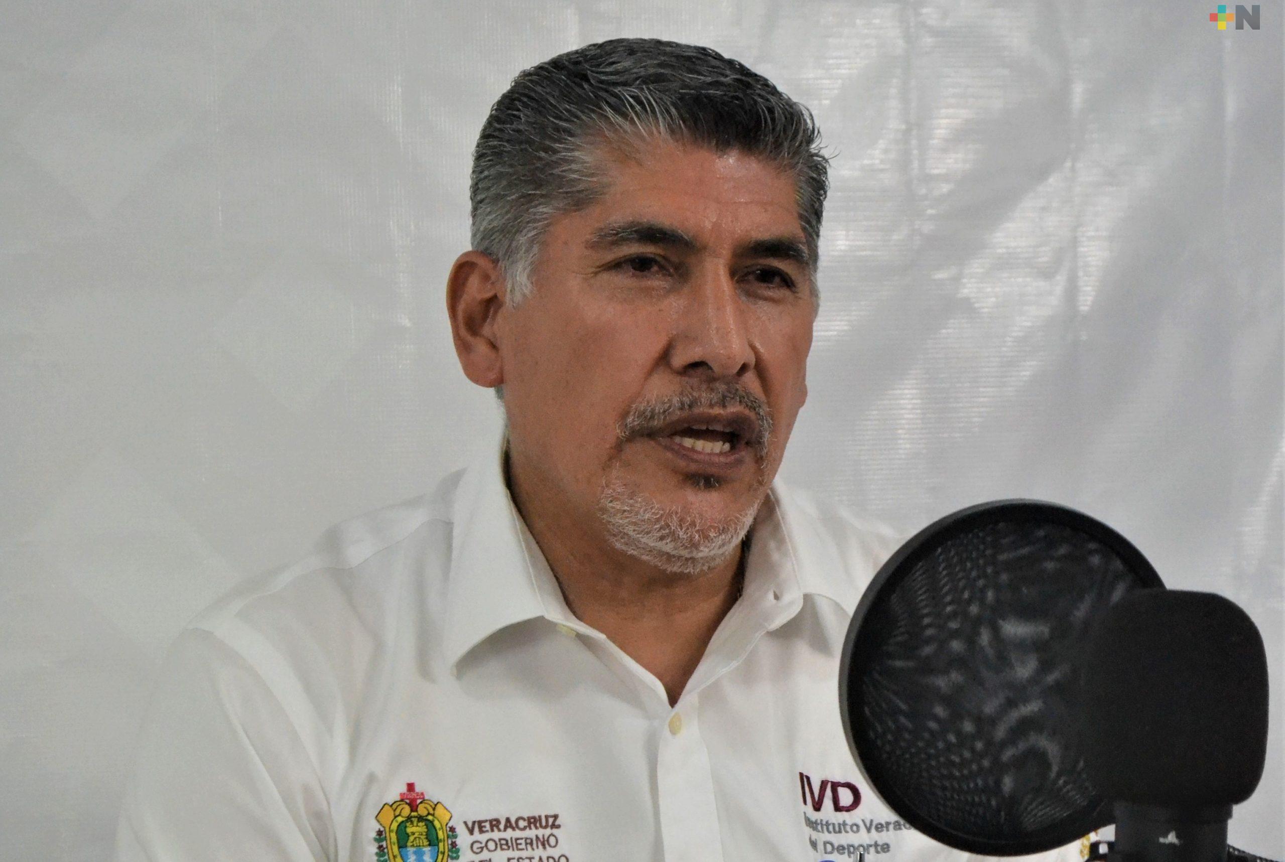 El IVD continúa trabajando: José Alberto Nava